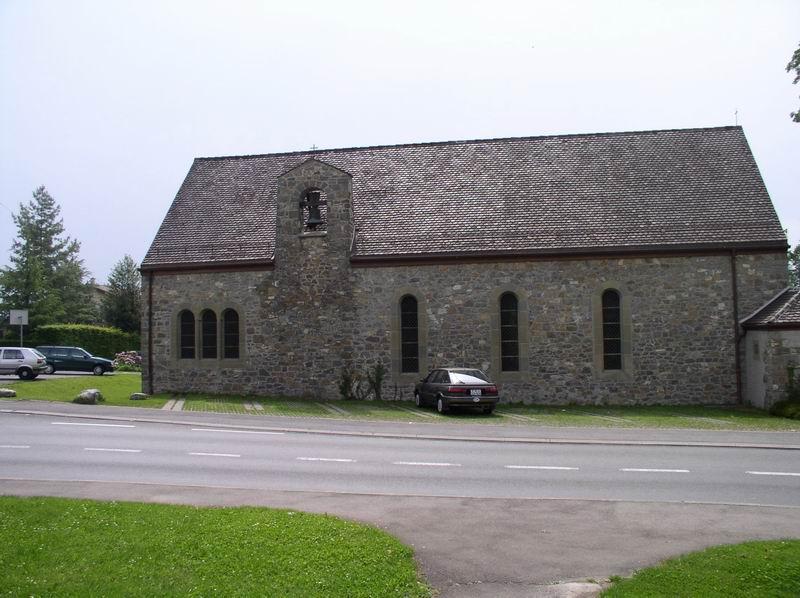 location salle eglise catholique blonay