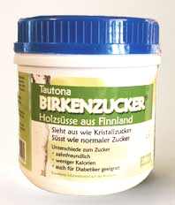250g Puderzucker in Dose