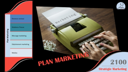 Plan Marketing - Agitateur d'entreprises©