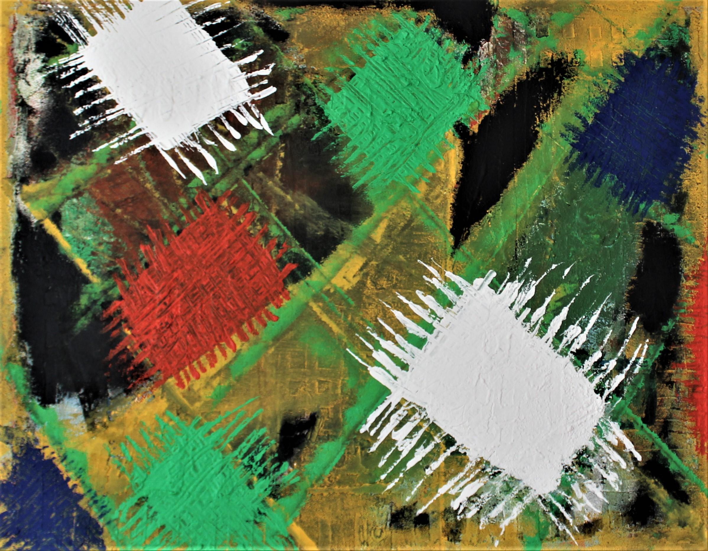 Jol Equagoo  Abstraction  11 - 2019jpg