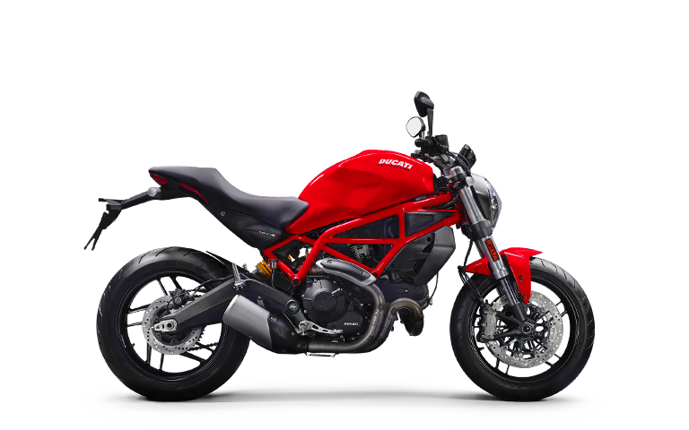 Ducati Monster 797 rouge MY18 35 kW