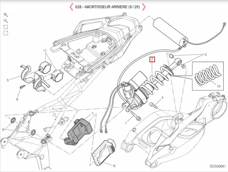 Ducati S2 Schaltplang