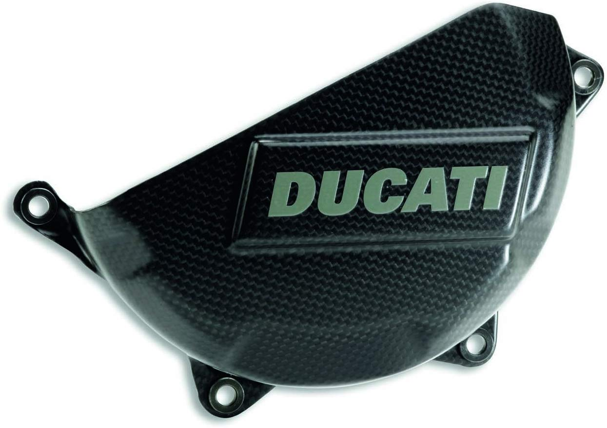 Protection carter embrayage en carbone Ducati 96451011B