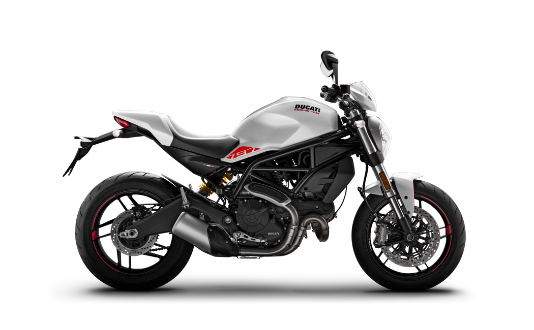 CHF 1'500.00 TTC de réduction sur Ducati Monster 797 et Ducati Monster 797+ de 2019