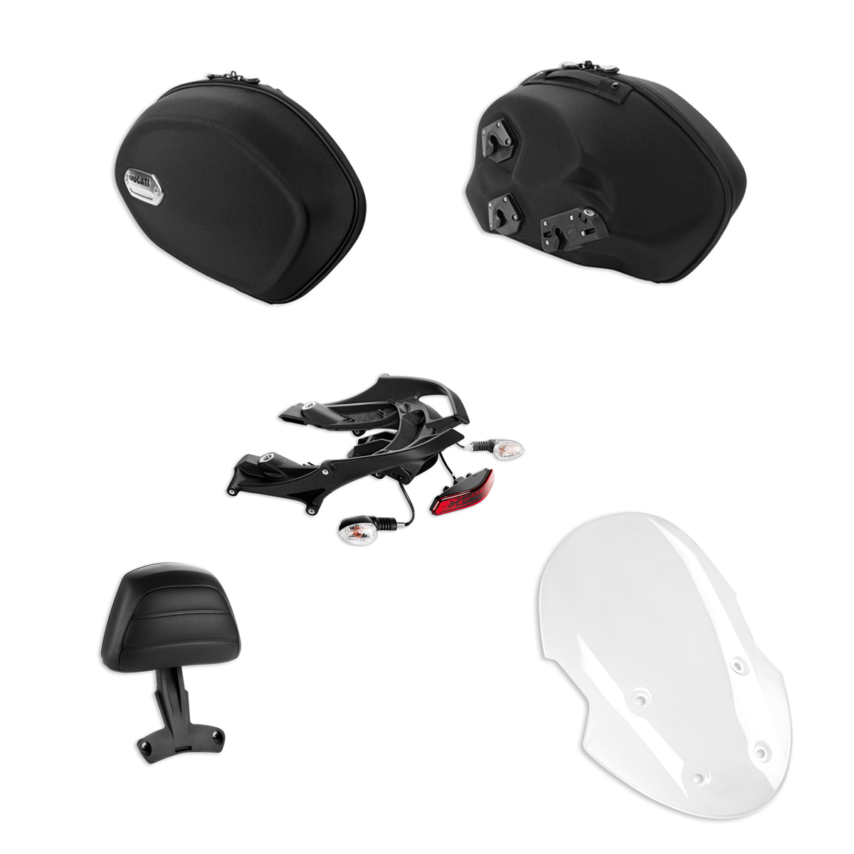 Kit accessoires Touring Diavel (97980131A)