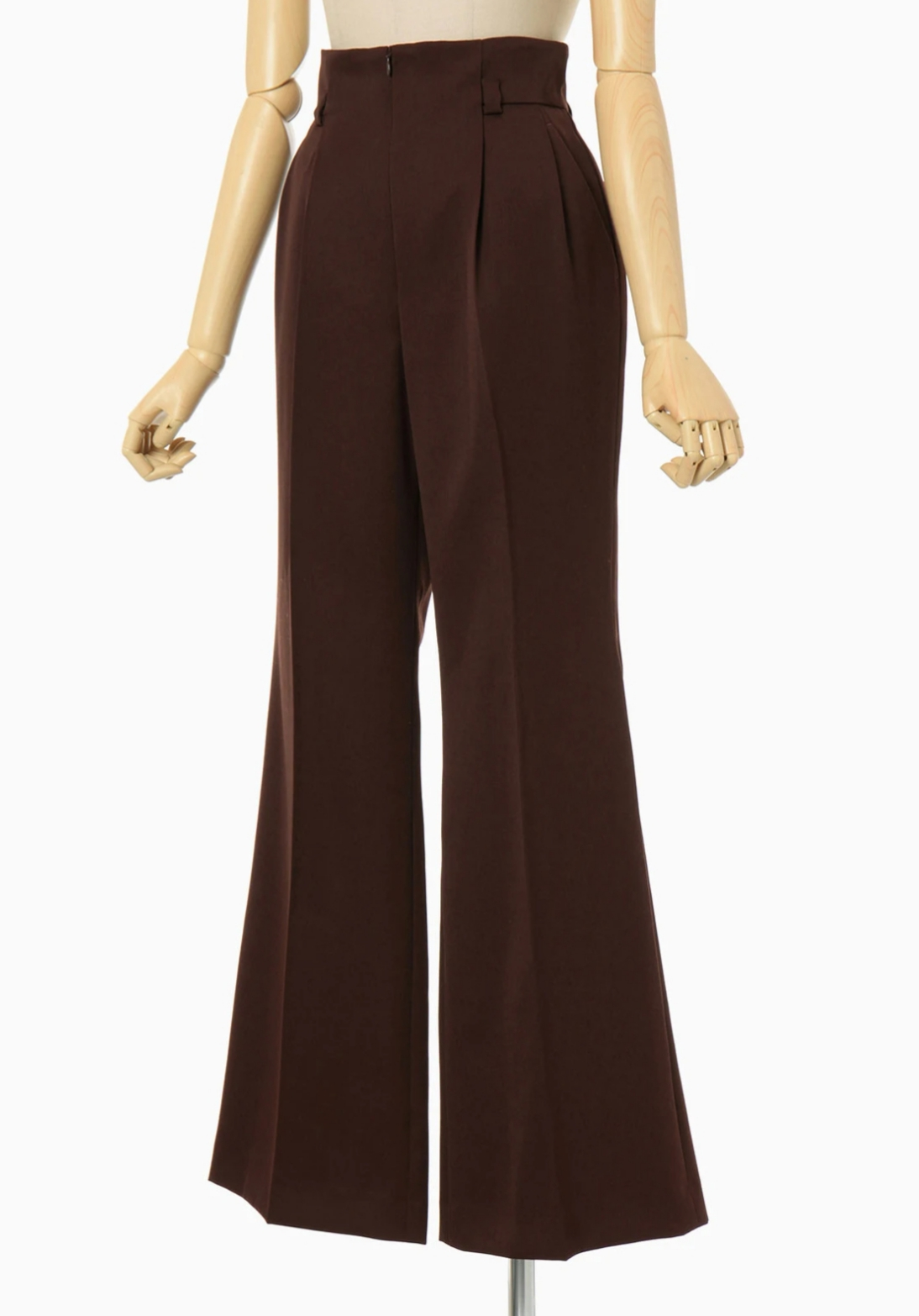 DONNA Les Boutiques - High Waisted Flared Pants