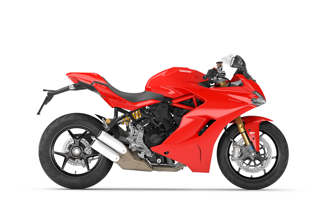 Ducati Supersport S rouge MY18 35 kW