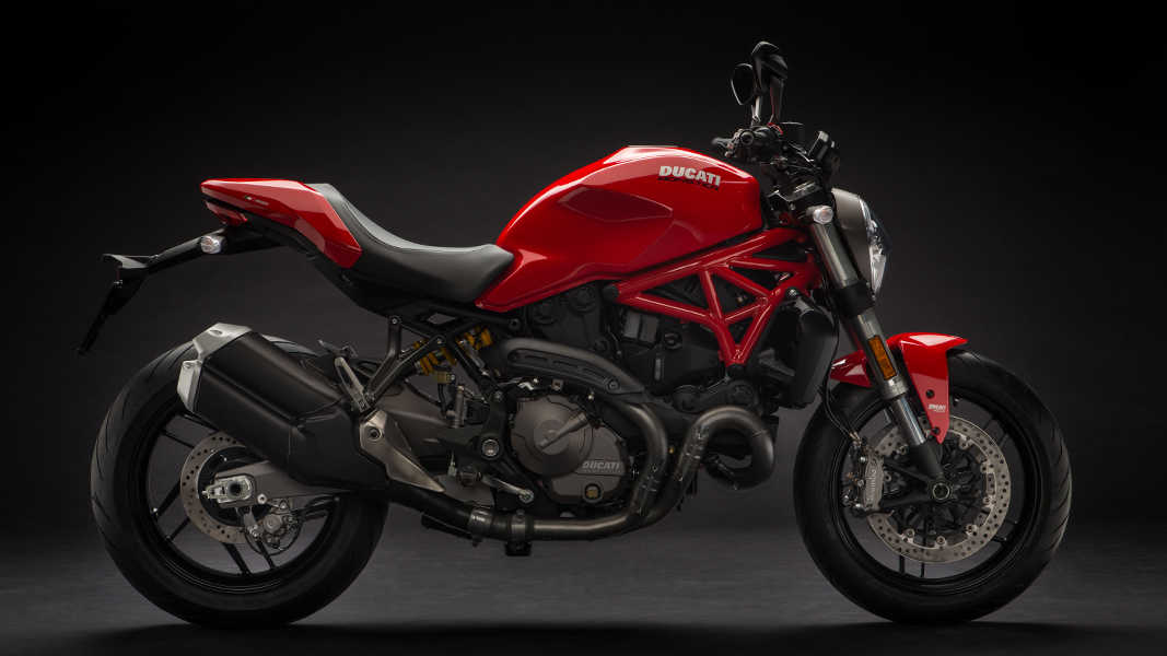 Ducati Monster 821 MY18