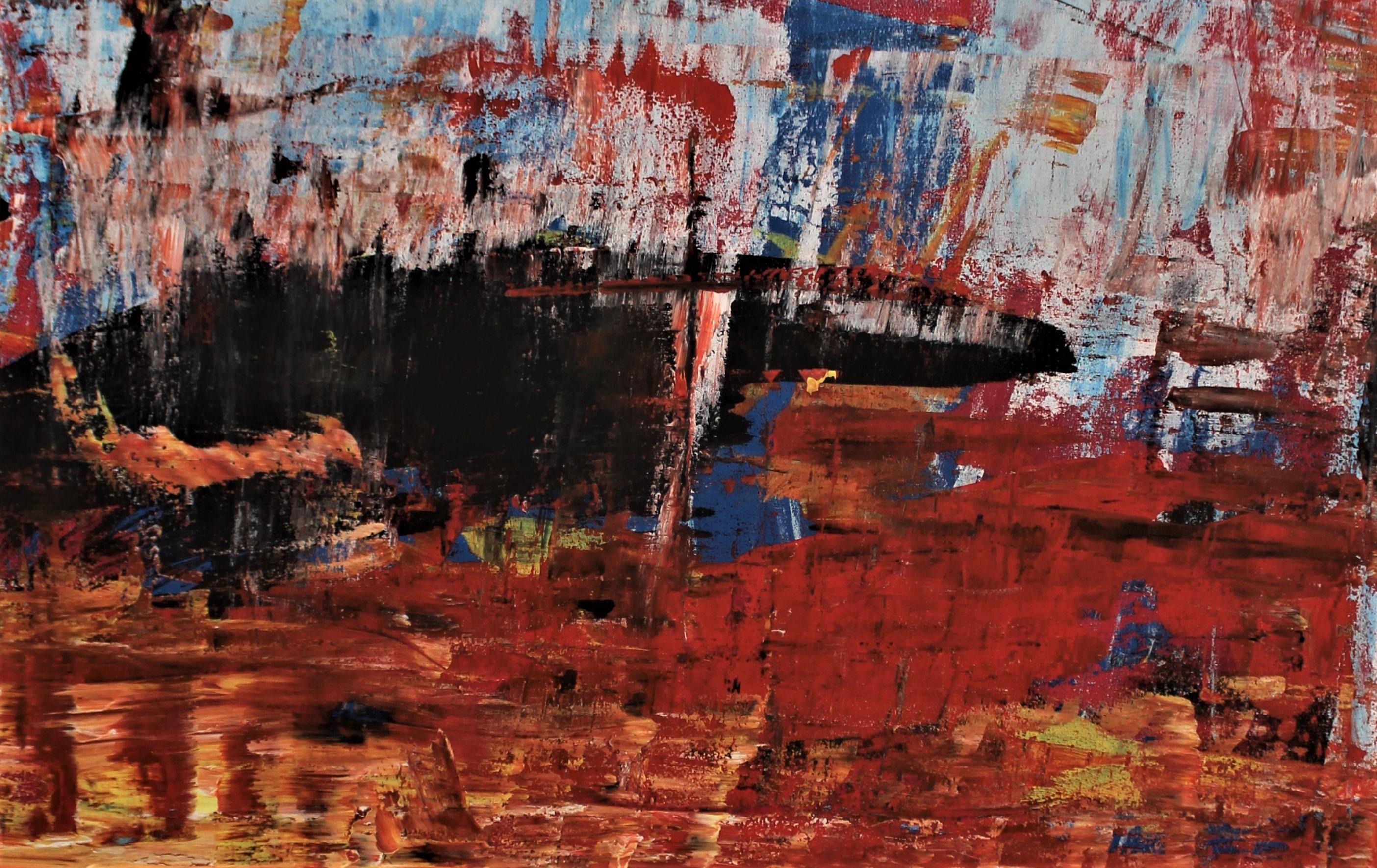 Jol Equagoo  Abstraction   13 - 2019 For salejpg