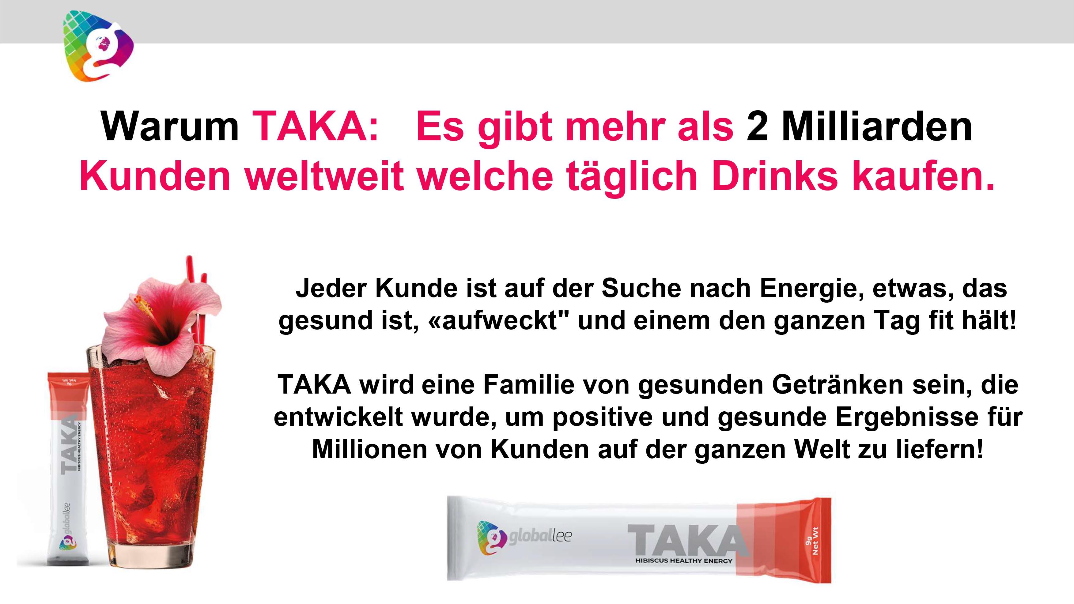 Der gesunde Energie Drink