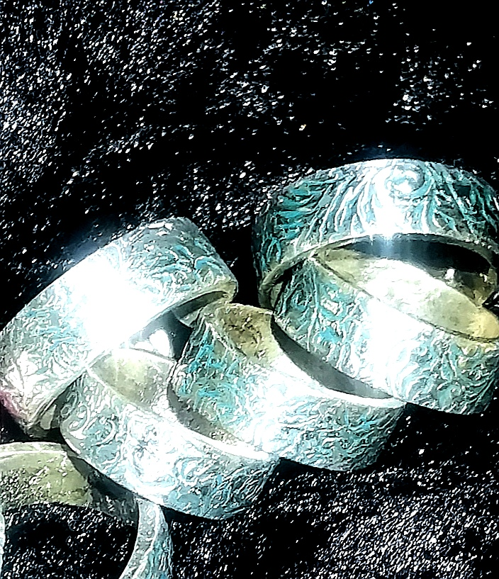 "Silber-Ring ""Loreley Maritime"""