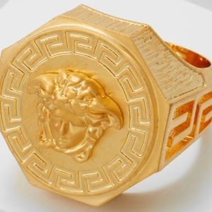 Versace - Medusa Ring Gold