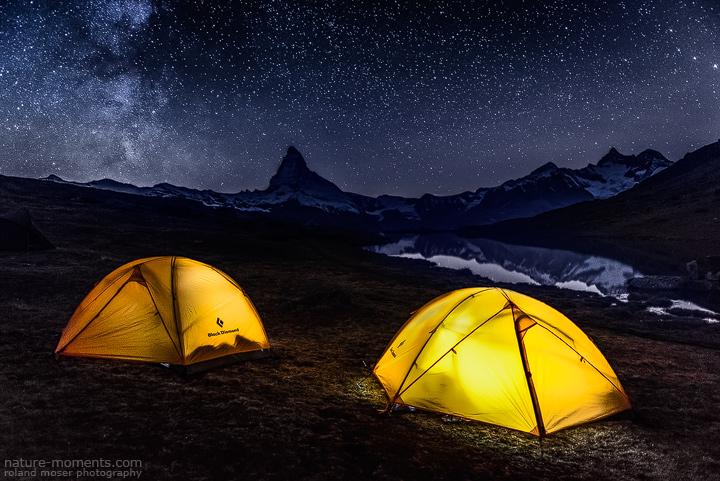 Matterhorn-Landscape Photographer Roland Bill Moserjpg